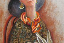 Anne Smith Artist / Anne Smith's work