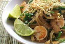 cucina tailandese.
