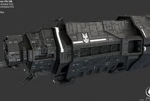 Uzay Gemileri - StarShips