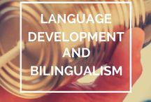 AFAL blog - Bilingualism / My own posts on bilingualism from www.afrogatlarge.com, plus more on OPOL, raising bilingual children, language development etc