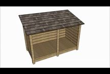 outdoor fire storage