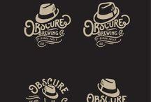 Great illustrative logos