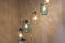 Lighting for my dreamhouse / by Laura McNelly