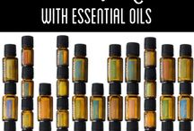 Aromatherapy/Essential Oils / by Pauline Turner