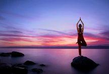 Namaste / I am so inspired by beautiful yoginis!
