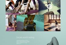 Fitness | Website Design