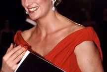 Princess Diana - Budapest, Hungary - 1990 and 1992