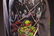 Tmnt tattoos