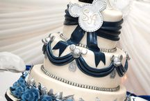 Wedding   -Disney cake-
