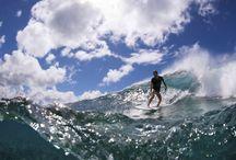 Surf / Surfing at Qamea Resort from November - April