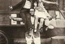 Charlie, Doug & Mary, united artists