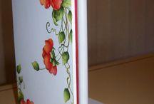 decoracion pintada para cocina