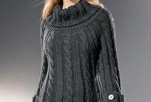 pletená móda