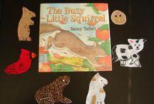 Chipmunk and Squirrel Theme