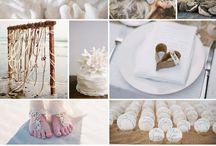 Neutral Tone Weddings / Contact us at weddingsbyfunjet.com to plan your dream destination wedding!