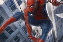 Spiderman / Spiderwoman