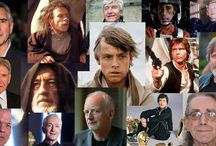 Star Wars Actors Then and Now / Then and Now pictures of Actors who had acted in Star Wars.