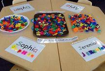 Daycare literacy