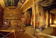 Pyramids Interiors