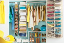 Closet Organization / by The AstroTwins