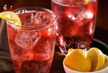 Drinks  / Vodka cranberry drink