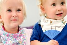 New Joules Collaboration / Cheeky Chompers are excited to announce the launch of our collaboration with British Designer Joules for two fantastic new neckerchew designs, Farmer Joules and Ditsy.