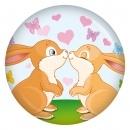Frühlingsgefühle bei der Kiwikatze / Mein Frühlingsmärchen für die @Kiwikatze