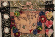 Textiles, Quilts & Needle Arts / by Georgina Diaz