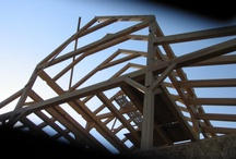 Frame Raisings & Construction / by Woodhouse Timber Frame
