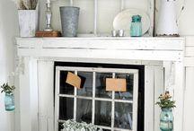 Farmhouse Window / by Lisa Brown
