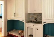 Sunroom Remodeled to Dogs Room