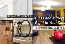 Wall Mirrors / Beautiful and Elegant Wall Mirrors Fab Glass and Mirror is determined to serve its clients with most elegant and durable pieces of wall mirrors. Here you can find the great looking Frameless Wall Mirrors that are made with smooth surface and fine polish. You see wall mirrors have been a reality of common life as you have to get up every day for your job or business. You need to brush your teeth, perform shaving and ladies can go for makeup.