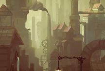 Immagini fantasy / Fate gnomi folletti elfi druidi