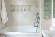 New Bathroom / Inspiration for new bathroom