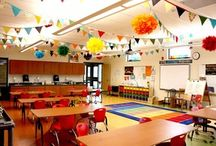 Classroom decor / by Trisha Tanner