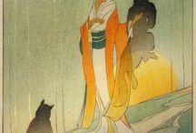 Kitsune, Inari et Dakiniten