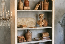 Interior design / Inspiration for our vintage home :)
