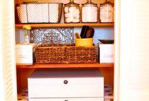 Linen Closet / by Tara Martinez