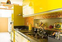 Cozinhas / Idéias, Decoração , Ambientes