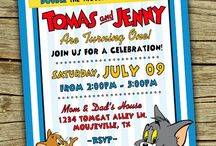 Tom and Jerry bday