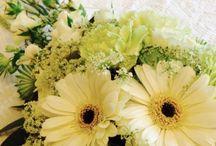 Mine blomsterarbeid! / Mine blomsterarbeid som jeg har laget på skolen når jeg gikk på blomsterdekoratør og nå når jeg er ute i lære.