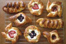 Sourdough Pastries