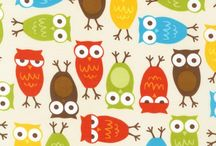 Fabrics / by Megan Zeik