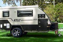 Off road camper/caravan
