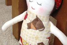 easy doll pattern