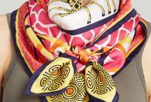 Jonathan adler / Silk scarf