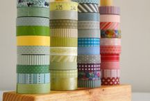 Washi Tape <3 / by Jules