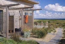 Outside showers | Kerti zuhany | Gartendusche