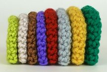 Crochet tips, tricks and stitches / by Tiffany Franklin