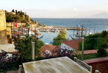 Hisar Restaurant Antalya